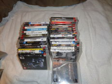 lot of 30 playstation 3 games like  Sing It + Socom + killzone and more