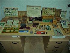 Various old school, writing, and learning resources