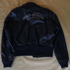 Harley Davidson - Leather jacket - M/W