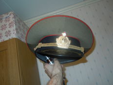 former sovjet/russian federation before/a military hat fine condition moskwa
