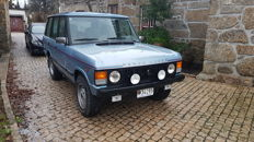 Range Rover - 3.5 V8 Vogue - 1982
