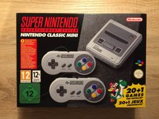 Super Nintendo Mini Brand New In Box