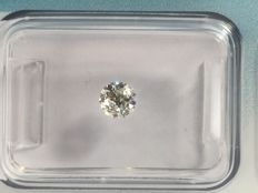 Brilliant cut diamond 0.29 ct. J I1 with IGI certificate