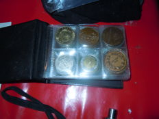 World - Lot of world coins (ca. 180 pcs)