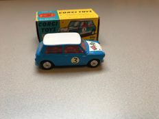 Corgi Toys - scale 1/42 - no 227 Morris Mini Cooper competition model