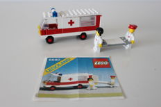 Legoland First Aid+ Police + Frie - 606 + 626 + 6364 + 6629 + 6680 + 6691 +600 + 621 + 645 + 6623 + 6632 + 6681 + 6684 +602 +640 + 672 + 6611 + 6612 + 6621 + 6650 + 6657 + 6685 + 6690.
