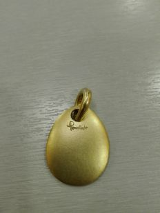 Pomellato 750‰ (18 ct) yellow gold pendant, 3 cm