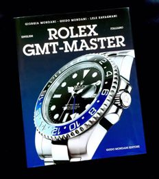 Collecting Rolex Gmt Master  book by Guido Mondani