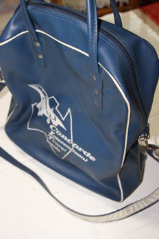 Vintage travel bag - Concorde International Travel Australia