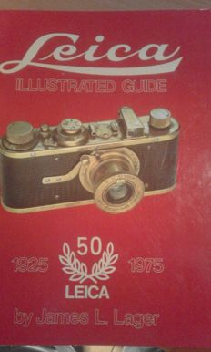 Leica illustrated guide, 1925-1975 flexible cover – 1975