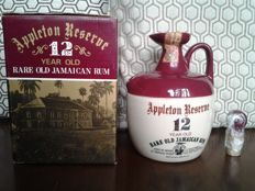 Jamaican Rum  - Appleton Reserve - 12 years old - bottled in the early 1970s - 75 cl