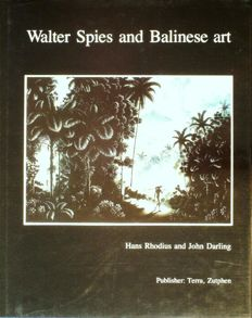 6 publications on Balinese culture. 1980 - 2005