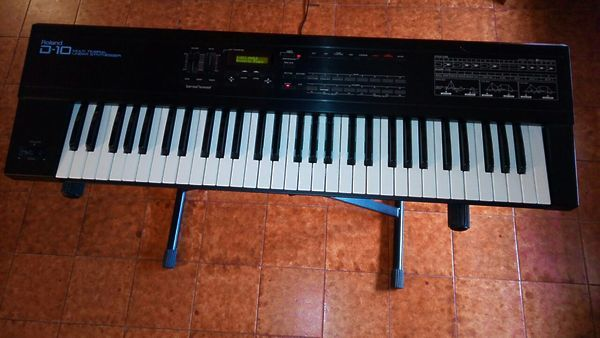 Synth Roland D10