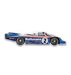SL - Wall Scale Model Halmo Collection Porsche 956 Rothmans