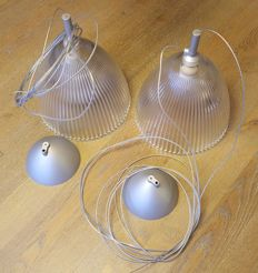 Shigeaki Asahara for Lucitalia - Lot of two pendant lamps Stresa Sospensione