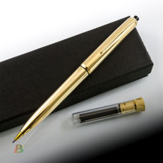Montblanc Pix Nº 86 Rolled-Gold Mechanical Pencil | RARE