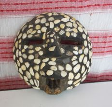 Ceremonial mask - Peul - Gambia