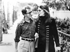 Brian Hamill (1946-)/United Artists - Woody Allen e Diane Keaton, 'Annie Hall', 1977