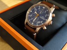 THUNDERBIRDS AIR CRAFT PILOT WATCH by eichmuller Germany