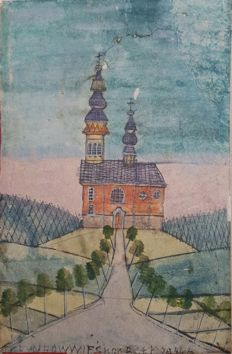 Nikifor Krynicki / Epifanij Drowniak (1895-1968) - Eastern Orthodox Church