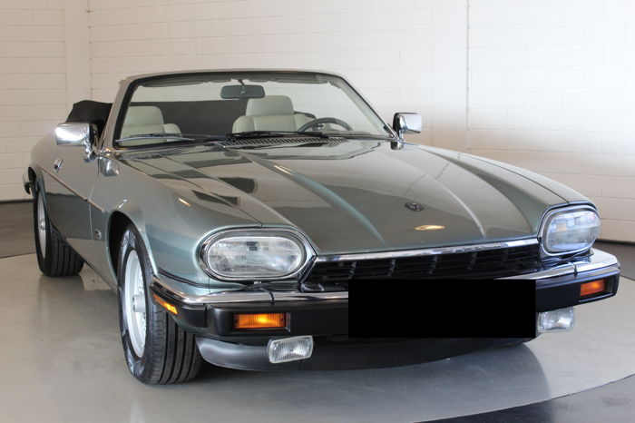 Jaguar   XJS Convertible 4.0   1993