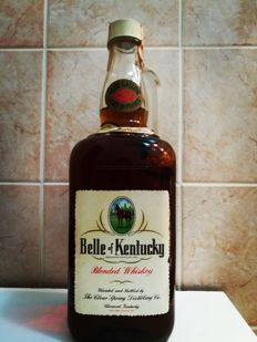 Belle of Kentucky Blended Whiskey