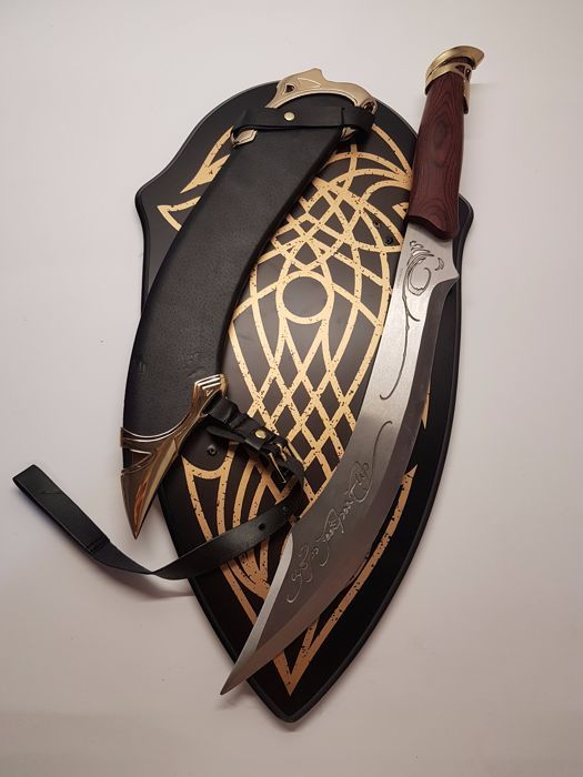 United Cutlery ( lord of The Rings Strider Given to Aragorn