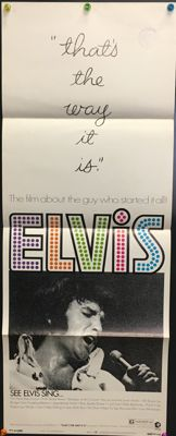 That's the Way It Is (Elvis Presley, MGM) - 1971