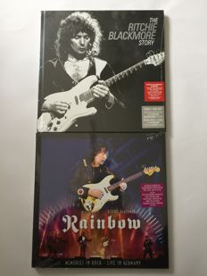 Ritchie Blackmore :  2 Albums on CD / DVD