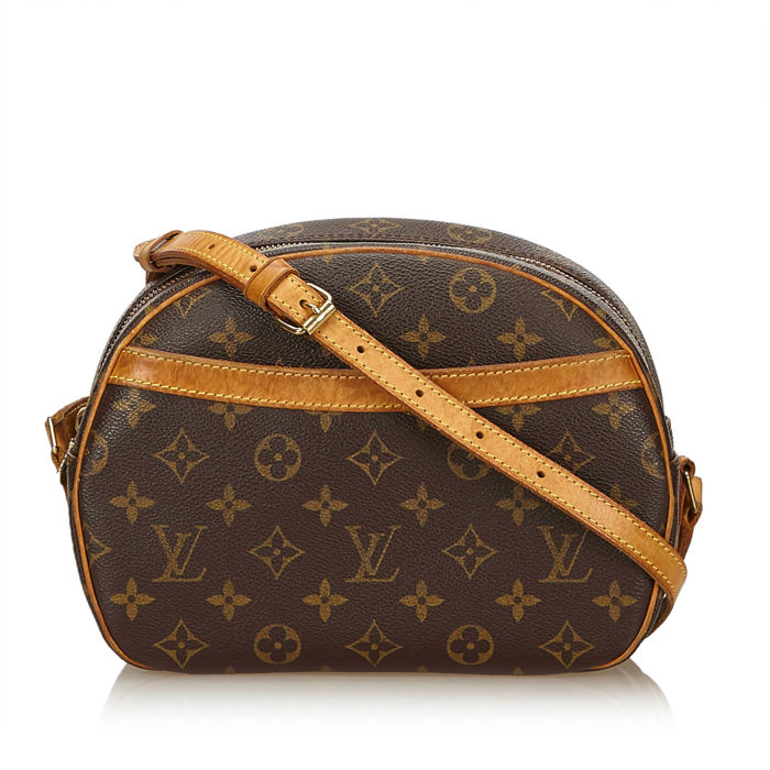 5b5a890d54a2 Louis Vuitton - Monogram Blois - Catawiki