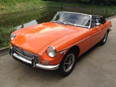 MG - MGB convertible - 1974