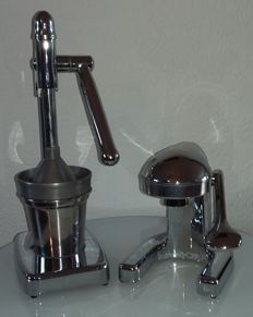 Two beautiful juicers
