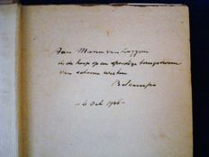 Belcampo; Lot of 2 books signed with dedication - 1946/1948