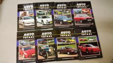 Collection of Auto Totaal books (17 volumes in total)
