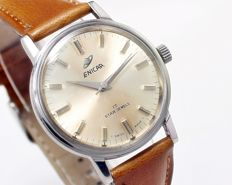 "Enicar ""Star Jewels"" Mens Vintage Wrist Watch - circa 1960s"