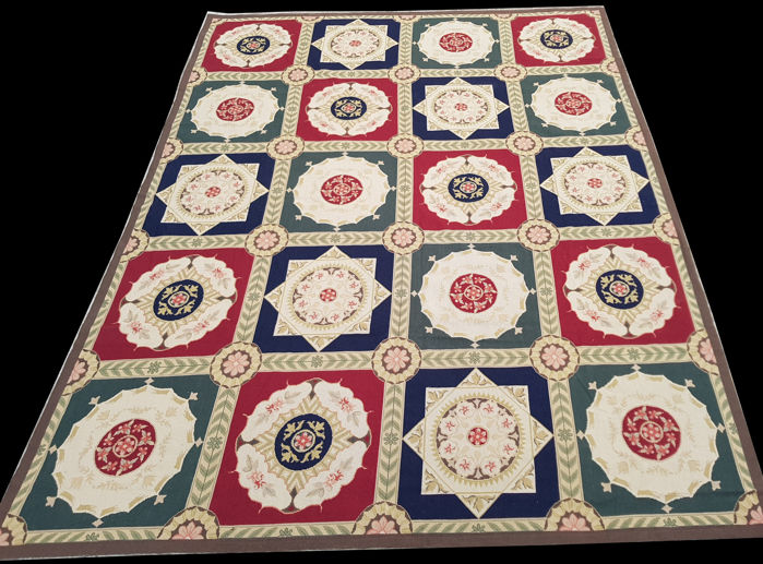 Crafted Floral Abbusson 311 cm x 241 cm
