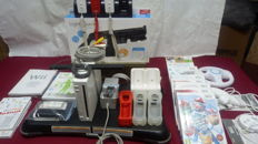 Nintendo WII Console  including 9 games and many accessories