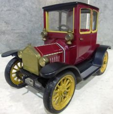 Schuco, Germany - Scale 1/32 - 3 Oldtimers: Opel doctor vehicle, Ford Coupe and Mercer