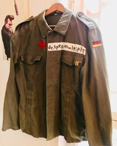 David Delfin - Customised Vintage Men Jacket