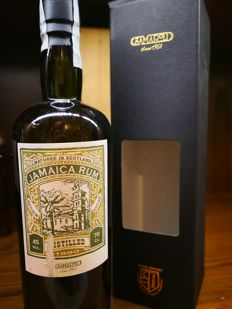 Rum Jamaica 1990 bottled 2008 - Samaroli
