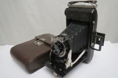 "ZEISS-IKON ""Simplex""  The body is made of bakelite 1930 Germany (Rarity)"