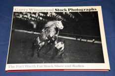 Garry Winogrand - Stock Photographs. The Fort Worth Fat Stock Show and Rodeo - 1980