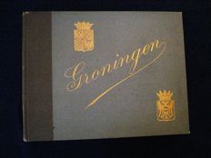 Groningana - Groningen Commerce, industries, Agriculture and Cattle tearing - 1913