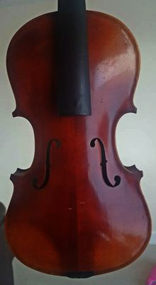Old Antique french 3/4 violin