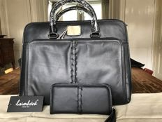 Laimböck - Business bag - tablet / laptop bag with wallet