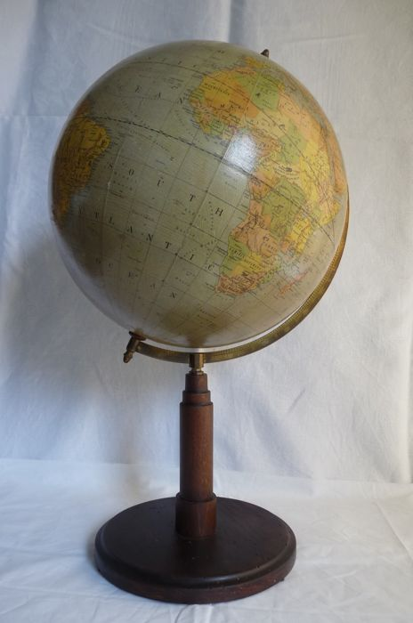 product globe splssku antique ocean replogle ca cranbrook en staples desk