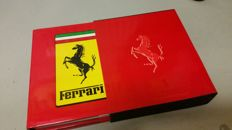 Ferrari catalogue raisonné books in slipcase 1946-1981
