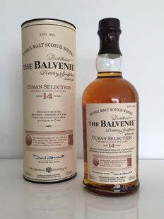 The Balvenie Cuban Selection, 14 years old (1995-2009)