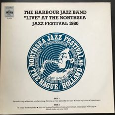 8 Jazz records including Limehouse Jazz band, Harbour Jazz band, Jazz-O-Matic Four, Indian Summer, Dixie Daddies, New Orleans Blue Serenaders, Michigan Ramblers and Phoenix Street