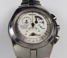 Seiko Arctura Kinetic - 7L22 Titanium - 1990's - Men's Chronograph